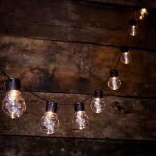 led solar garden lights string fairy