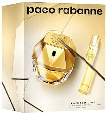 paco rabanne lady million set edp 80ml