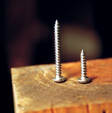 Stainless Steel Screws Powerfields High Quality Electric Fence