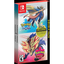 Pokemon Sword and Shield Double Pack   Nintendo Switch