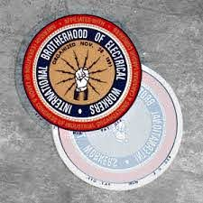 Decals Stickers Patches Ibew Merchandise