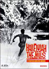 Hallelujah the Hills (DVD) - Kino Lorber Home Video