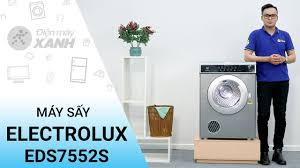 Máy sấy Electrolux 7,5 kg EDS7552S - Quần áo bạn sẽ luôn khô ráo ...