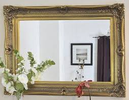 extra large wall mirror