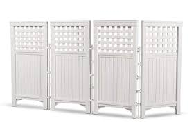 Outdoor Privacy Screens Fence Panels Patio Medical Balcony Gazebo Lattice 4 For Sale Online Ebay