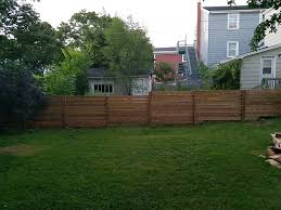 Modern Horizontal Slat Fence Diy