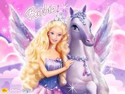 49 wallpaper of barbie princess on