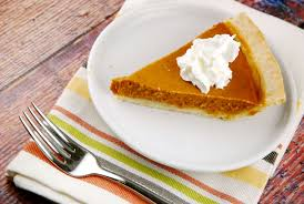 low calorie pumpkin pie recipe 7