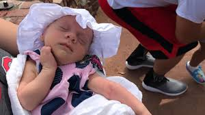 disney world with a newborn or infant