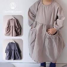 mathilda child of the dress woman