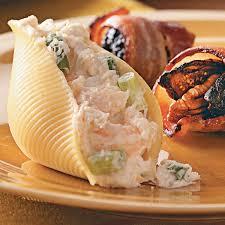Seafood & Cream Cheese Stuffed Shells ...