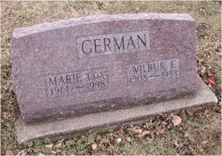 Marie Ava Cox German (1914-1998) - Find A Grave Memorial