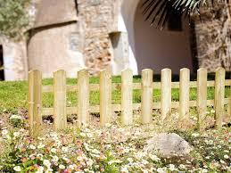 Seifil Mini Wood Fence 25 X 114 Cm Amazon Co Uk Diy Tools