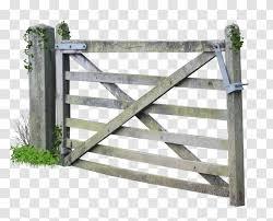 Gate Farm Fence Clip Art Farmhouse Garden Door Cliparts Transparent Png