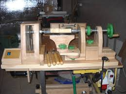 woodwork diy wood lathe pdf plans