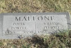Mary Polly Powell Mallone (1830-1898) - Find A Grave Memorial
