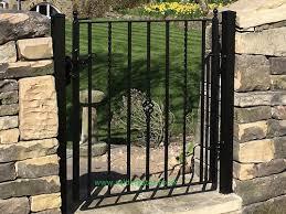 garden gates metal newsglobenewsglobe