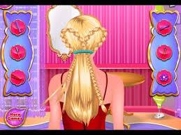 hair salon hairstyle fun games