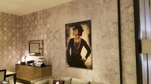 roche bobois concrete circle wallpaper