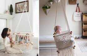 Swinging And Rocking In A Kids Room By Kids Interiors