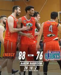 Energy's Aaron Harrison had a Double... - Energy Basketball | Facebook