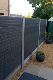 Composite Fencing Environmentally Friendly Alternative To Wood Elglaze