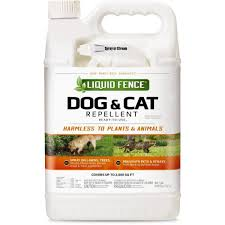 Liquid Fence 1 Gal Ready To Use Dog And Cat Repellent Sprayer Hg 70130 1 The Home Depot