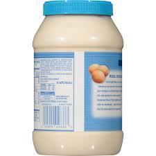 kraft light mayo nutrition info kaser