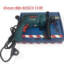 Máy khoan điện khoan vít khoan tường cầm tay Bosch13RE (khoan tường, bê  tông, gỗ, sắt...)
