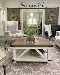 amazing farmhouse coffee tables you ll
