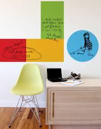 Dry Erase Board Sticker Whiteboard Wall Decals Blik