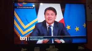 Giuseppe Conte-Presidente C. dei M.- Nuove misure per il ...