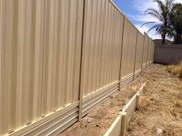 Colorbond Fencing Perth Perth Fencing Contractors Colorbond Gramline Polvin Pvc Slat Pool Hardie Gates