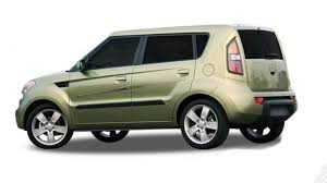 Rush Automotive Vinyl Graphics And Decals Kit Shown On Kia Soul Moproauto Professional Vinyl Graphics And Striping