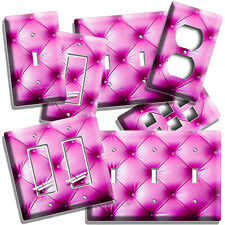 Pink Home Electrical Wall Wall Plates Covers For Sale In Stock Ebay