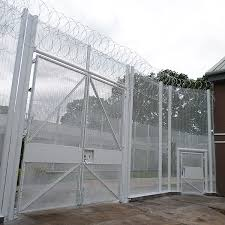 Ultra 358 Vinyl Welded Mesh Security Fencing 4mm 76 2 12 7mm For Prisons Airports Laboratories Secure Hospitals For Sale 358 Security Mesh Manufacturer From China 106056317