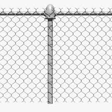Hot Dipped Galvanized 6ft Galvanized Chain Link Fence China Tianjin Bluekin Industries