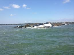 Capsized Murrells Inlet boaters reunite with rescuers