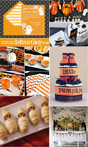 Invitaciones Para Baby Shower E Ideas Para Celebrar Un Baby Shower De Halloween La Belle Blog