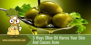 olive oil for acne 3 little known