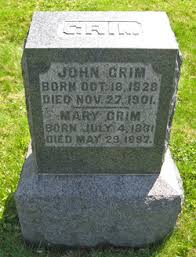 Mary Grim (1831-1897) - Find A Grave Memorial