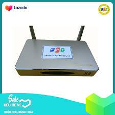 Smart TV Box FPT X9 tặng chuột quang giá rẻ 348.999₫
