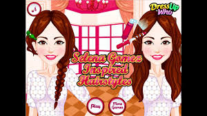 celebrity games selena gomez inspired