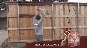 Everything You Need To Know About Ready Seal Stain And Sealer Youtube