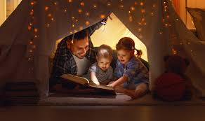 How To Camp With Your Kids In The Living Room Direct Energy Blog