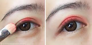 step by step eye makeup tutorial