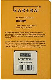 Amazon Com Zareba Systems 7002566001r 6v 5 Mile Solar Energizer Replacement Battery Garden Outdoor