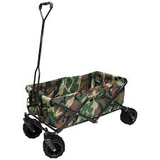 7 cu ft folding garden wagon carts