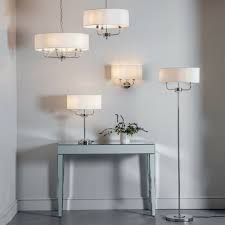 matching table floor wall ceiling lamps