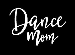 Amazon Com Dance Mom Decal Vinyl Sticker Cars Trucks Vans Walls Laptop White 5 5 X 3 7 In Duc374 Arts Crafts Sewing